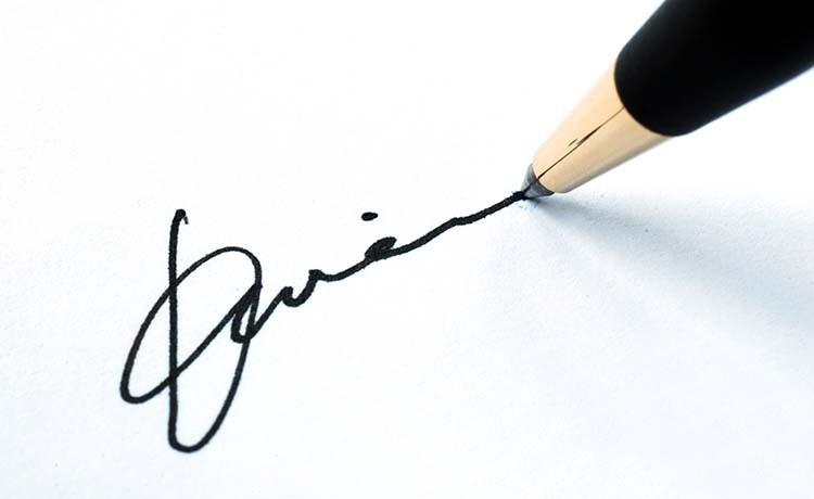 analisis de firmas falsas